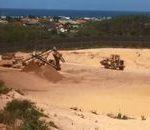 Песок в Циркунах