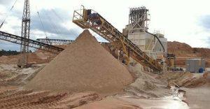 Цена на песок в Песочине