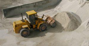 Цена на песок в Высоком